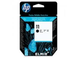 <b>Печатающая головка HP 11</b> Black (C4810A) купить | ELMIR - цена ...
