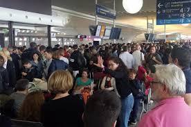 Paris evacuation: Charles de Gaulle Airport terminal cleared amid ...