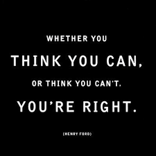 Positive Thinking | Beauty, Brains & the Bottom Line via Relatably.com