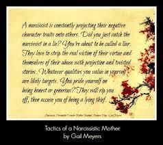 Narcissistic Abuse: Tactics of a Narcissistic Personality ...
