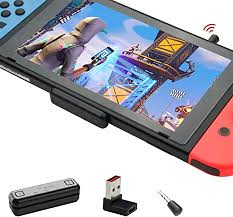<b>GULIkit Route Air Pro</b> Bluetooth Adapter for Nintendo Switch/Switch ...