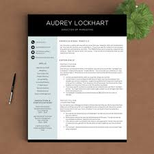 modern resumes resume tips resume templates resume writing advice professional resume template the lockhart