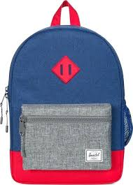 <b>Рюкзак</b> Herschel Heritage Youth Сине-Красный, цена 4 350 руб ...