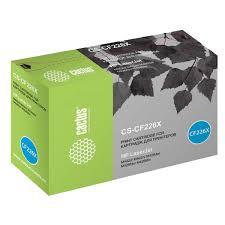 <b>Картридж</b> для лазерного принтера <b>Cactus CS</b>-<b>CF226X Black</b> для ...