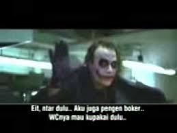 Batman jowo.3gp - YouTube