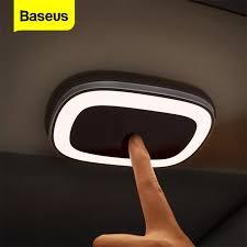 <b>Baseus Car</b> Touch LED Night <b>Light Car</b> Roof <b>Light</b> Ceiling Magnet ...