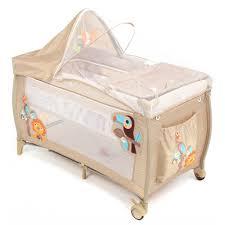 <b>Capella</b> S10 - <b>манеж</b>-<b>кровать</b> с пеленальным столиком бежевая ...