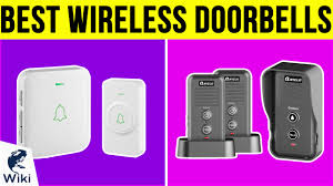 <b>Top</b> 10 <b>Wireless Doorbells</b> of 2019 | Video Review
