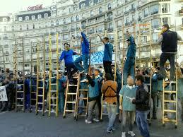 Resultado de imagen de huelga CONTRATAS movistar