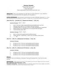 sample resume service crew restaurant transportationscrew resume s crew lewesmr sample resume crew member job new resume best fast food
