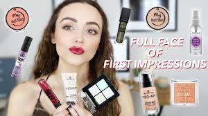 NEW <b>ESSENCE</b> MAKEUP | Haul/Chatty Get Ready With Me ...