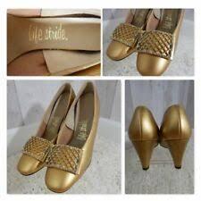 Золотая оригинальная винтажная одежда, <b>обувь</b> и аксессуары ...