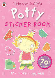 princess polly s potty sticker activity book potty sticker books princess polly s potty sticker activity book potty sticker books amazon co uk ladybird 9780723281580 books