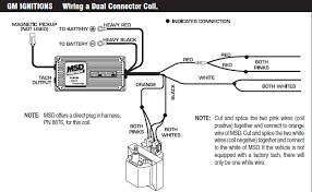 msd 6al wiring diagram hei schematics and wiring diagrams wiring diagram for msd box