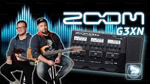 ZOOM G3N + <b>ZOOM G3XN</b> - подробный обзор <b>гитарных</b> ...