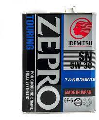 """<b>Масло моторное IDEMITSU</b> """"<b>ZEPRO</b> TOURING"""", синтетическое ..."""
