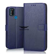 SHINESTAR Galaxy M21 / M30s <b>Flip Case</b> | <b>PU Leather</b> Flip ...