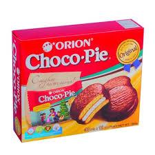 <b>Пирожное CHOCO</b> PIE 30г*12/360г/<b>Orion</b> арт.8012386 в ...