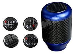 ICBEAMER Racing Style Aluminum Carbon Fiber Tall ... - Amazon.com
