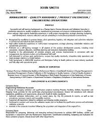 quality manager resume sample   uhpy is resume in you qa manager resume sample template