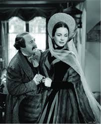 beautiful jennifer jones in madame bovary directed by vincente