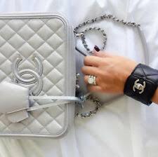 CHANEL <b>Black Leather</b> Fashion <b>Jewelry</b> for Sale | Shop New & Pre ...