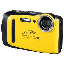 Купить <b>Фотоаппарат</b> компактный <b>Fujifilm FinePix</b> XP130 Yellow в ...