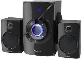 <b>Акустическая</b> 2.1 система <b>Defender X420</b> 40Вт, Bluetooth, FM/MP3 ...