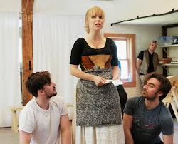show notes man of la mancha weston playhouse blog weston in the rehearsal room marissa as aldonza sutter and lyons