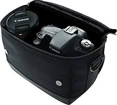 <b>Canon</b> 1352C001 <b>SB100 Shoulder Bag</b> for Camera - Black: Amazon ...