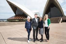 sydney opera house announces two year partnership with airbnb airbnb sydney