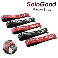 5pcs 2cm*25cm <b>Sologood</b> Magic Sticker Strap Nylon <b>Lipo Battery</b> ...