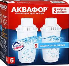 Сменный модуль для систем фильтрации воды <b>Аквафор В100</b>-<b>5</b> ...