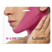 <b>Маска для подтяжки овала</b> лица L.SANIC V-Line Smart Lifting Mask