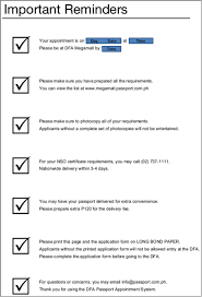 Passport Application At Dfa Sm Megamall Backpackingwithmishi