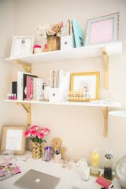 cute home office with quirky accessories inbetweenie and plus size style inspiration www beautiful home office delight work
