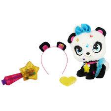 Игрушка мягкая <b>Shimmer Stars Плюшевая панда</b> 20 см, артикул ...
