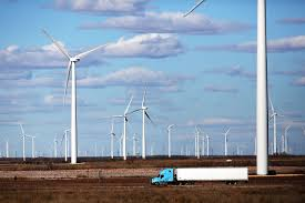y all smell that that s the smell of money this week in texas energy wind power becomes number one source of renewable energy