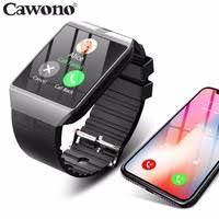 <b>Bluetooth Smart Watch Smartwatch</b> DZ09 Android Phone Call...