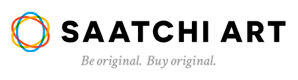 Risultati immagini per saatchi art logo