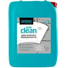 <b>Многофункциональное очищающее средство</b> CemClean