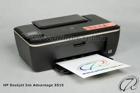 Обзор <b>HP Deskjet Ink</b> Advantage 3515 — еще одного ...