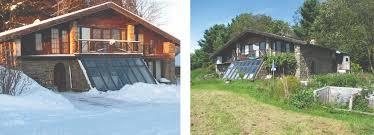 Three Farmhouses  A Study in Passive Solar Design   TCLocal
