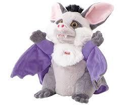 <b>Мягкая игрушка</b> на руку Летучая мышь 25 см <b>Trudi</b> — купить в ...