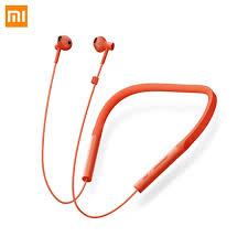 Xiaomi <b>Necklace</b> Bluetooth Earphone <b>Wireless</b> Earbuds with Mic ...