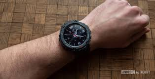 Huami <b>Amazfit T</b>-<b>Rex</b> review: Aggressively simple - Android Authority