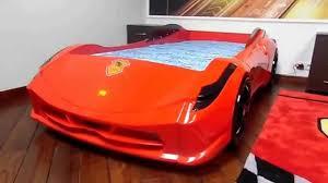 <b>Детская кровать</b> машина Ferrari F1 Aero Spider - YouTube