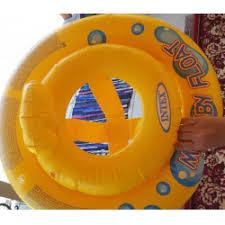 Отзывы о <b>Надувной</b> детский <b>круг Intex My</b> Baby Float