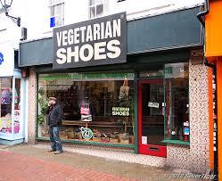 shop selling vegetarian shoes