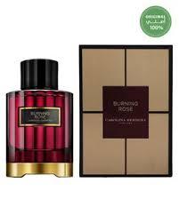 <b>Carolina Herrera Burning Rose</b> Unisex Perfume EDP 100 ml | Buy ...